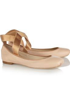 Sweet, sweet Chloe ballet flats via