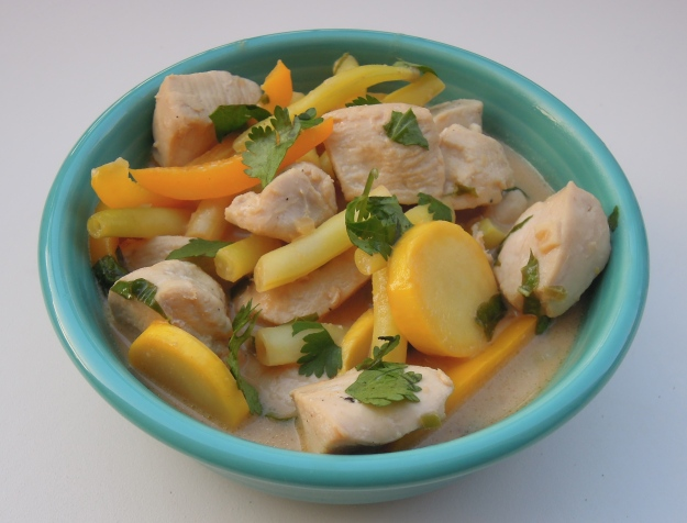 Thai-style stir-fry