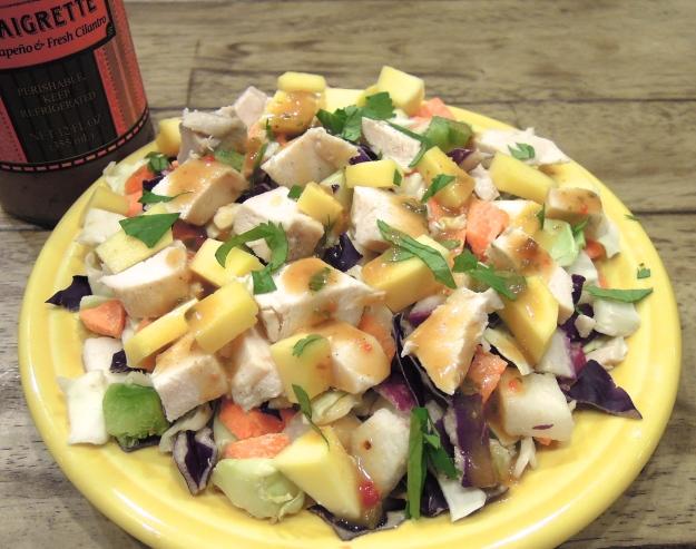 Asian Chopped Chicken Salad