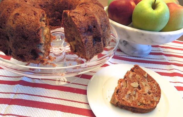 Apple Spice Cake. ABalancedLifeCooks.com