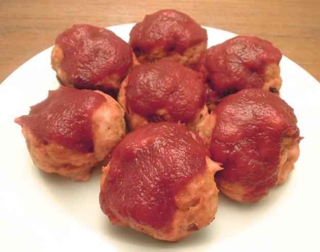 Turkey Meatloaf Meatballs. ABalancedLifeCooks.com