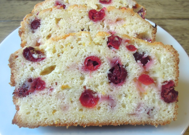 Cranberry Orange Bread. ABalancedLifeCooks.com