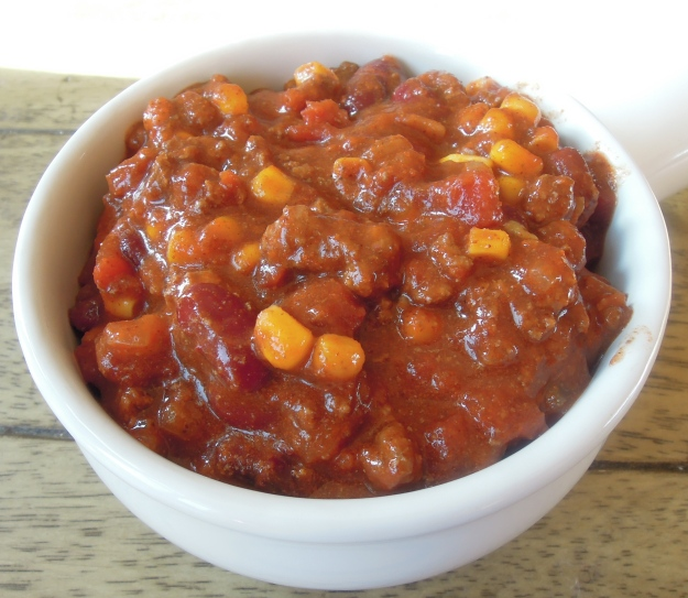 Slow Cooker Beef Chili ABalancedLifeCooks.com
