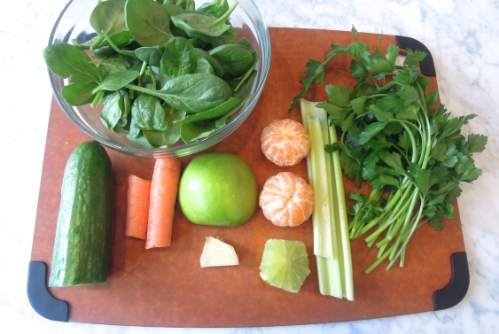 Balanced Juicing Recipe