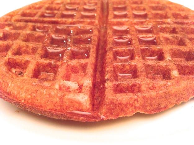 High protein gluten free waffles